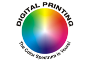 Digital Imprinting Full Color Spectrum Water Based Inks