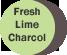 Fresh Lime/Charcoal
