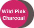 Wild Pink/Charcoal