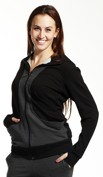Paige Full Zip Hood
